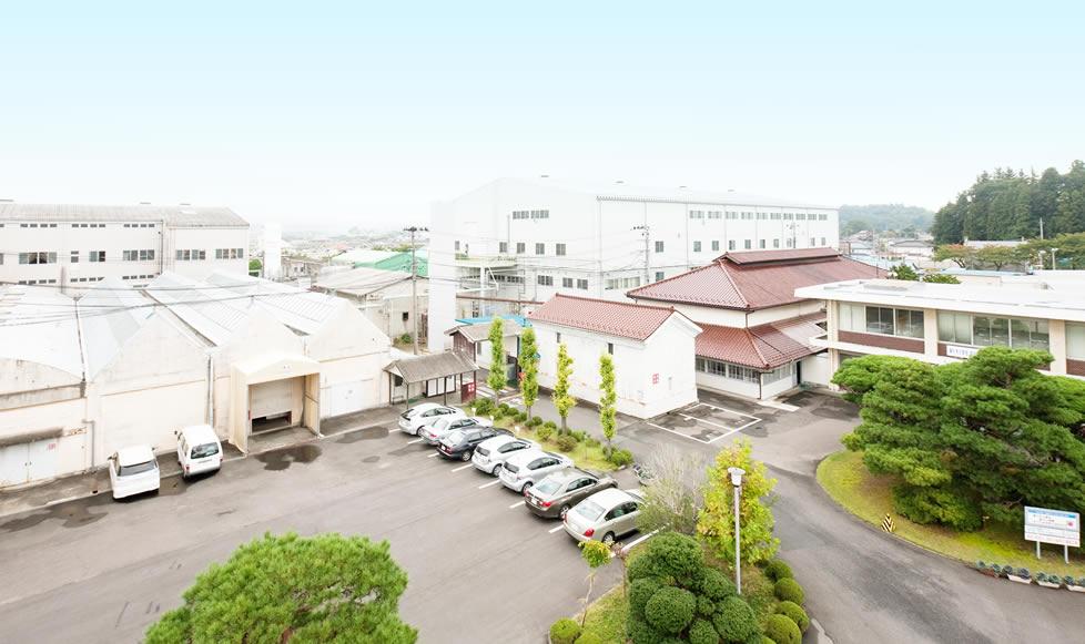 笠原工業 外観写真