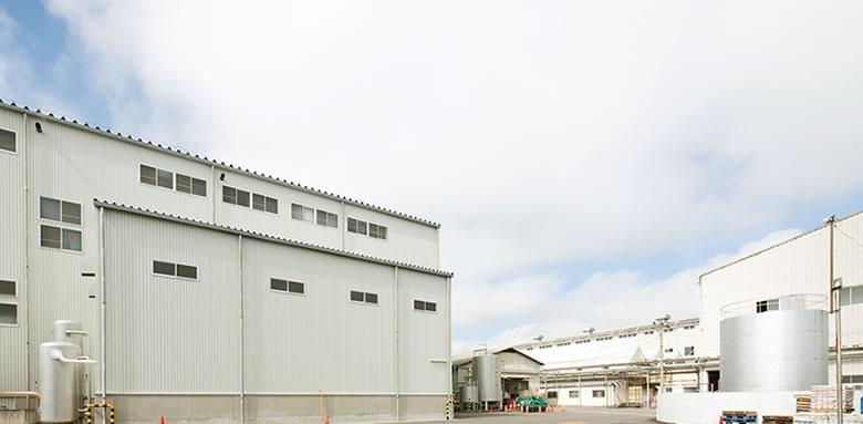 笠原工業 工場写真