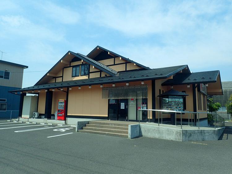 店舗屋根外装塗装笠原工業