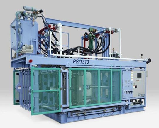 型物成形機 PS/1313PS/1515